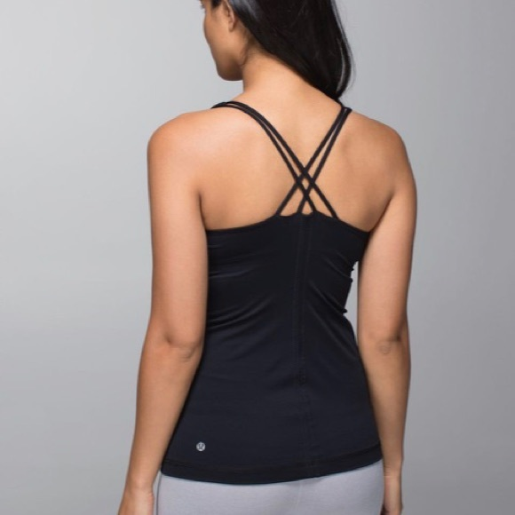 Lululemon Free to Be Tank Top Luxtreme